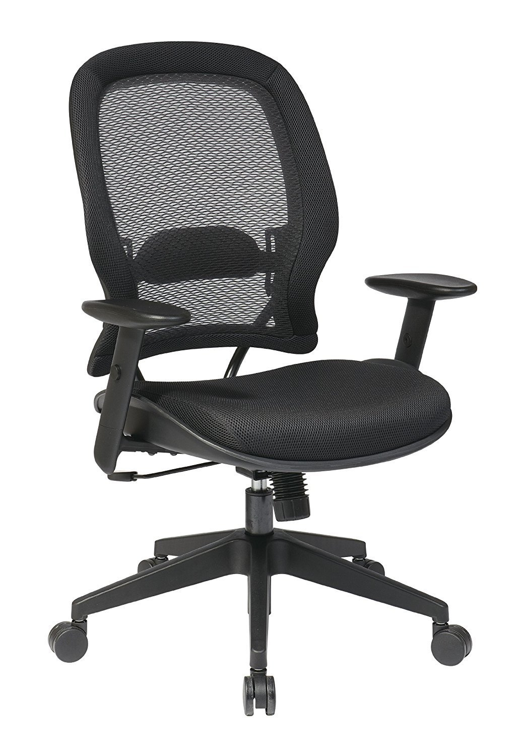 Space Seating Professional Airgrid Back And Mesh Seat