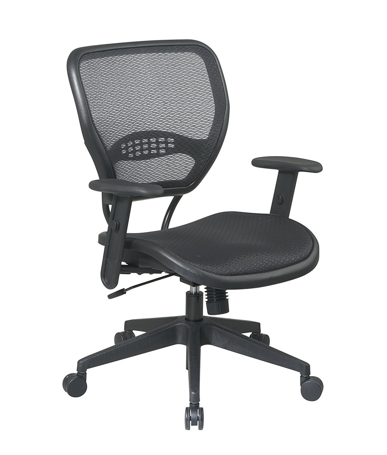 Space 5560 Space Air Grid Deluxe Task Chair Home