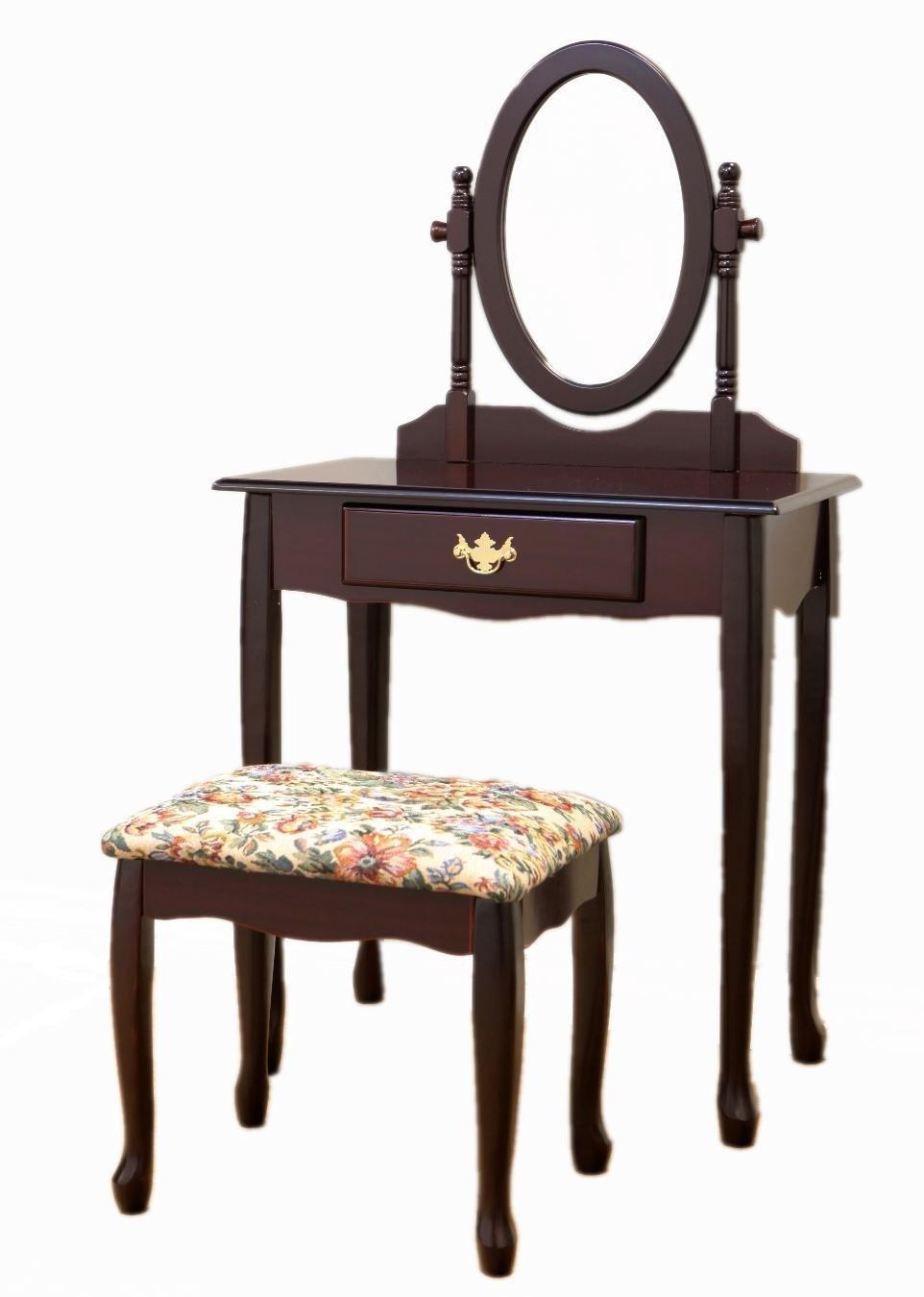 Corner Vanity Table Bedroom Home Furniture Design
