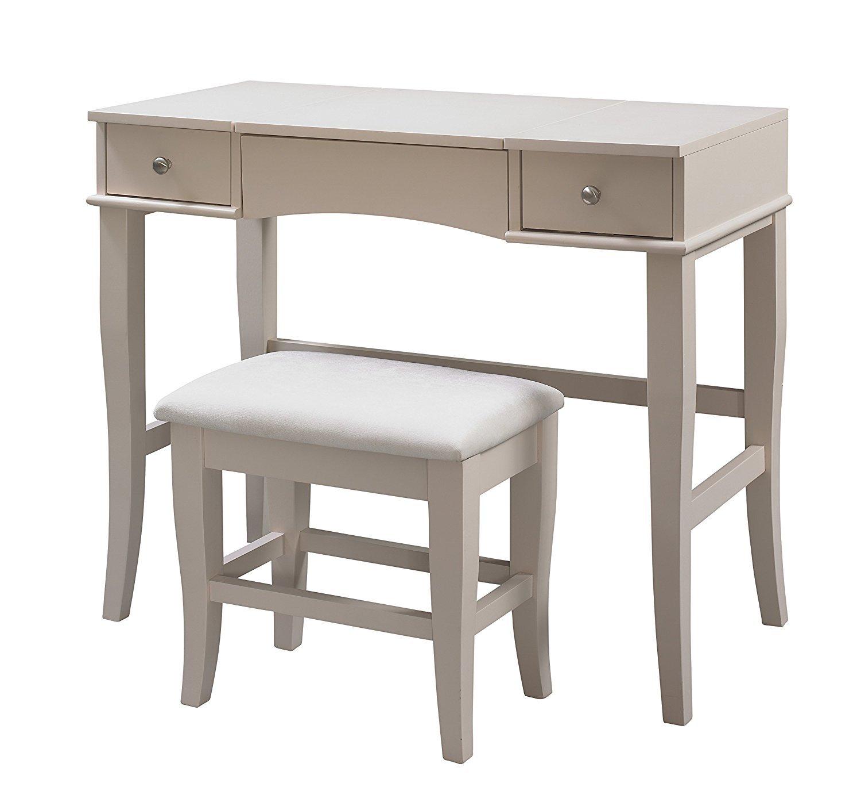 Glass Bedroom Vanity Home Furniture Design
