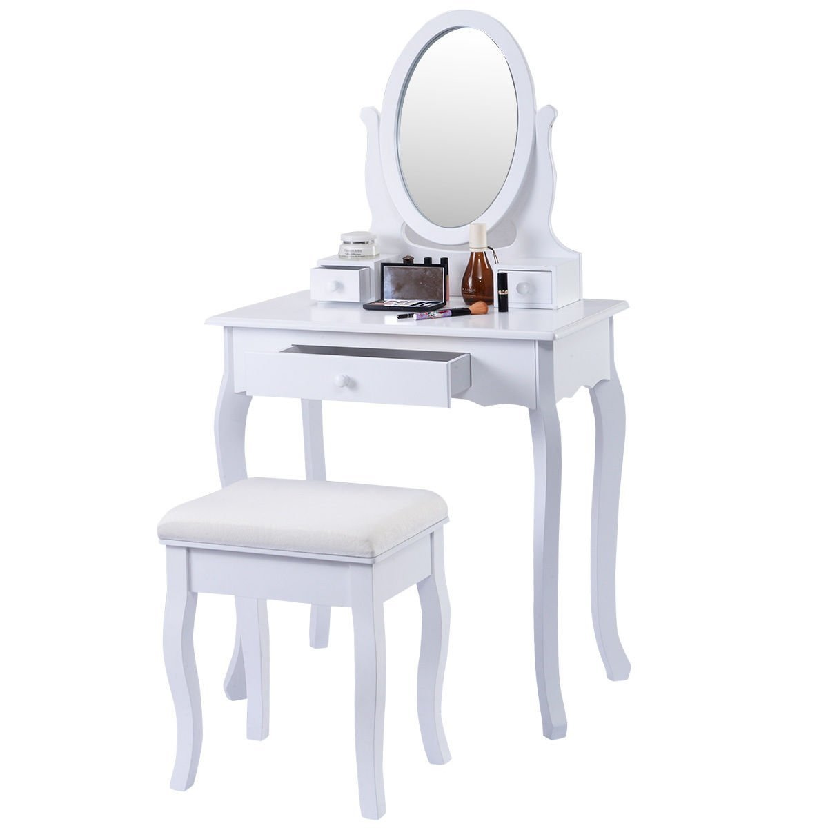 Little Girls Vanity Table And Chair Home Furniture Design
