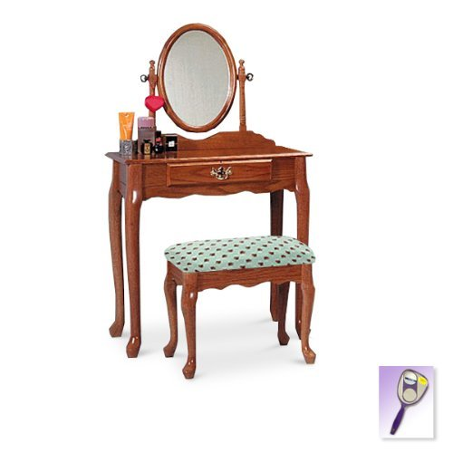 Mirrored Vanity Table With Drawers Home Furniture Design