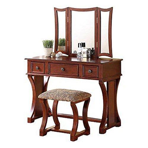 Rustic Vanity Table Home Furniture Design