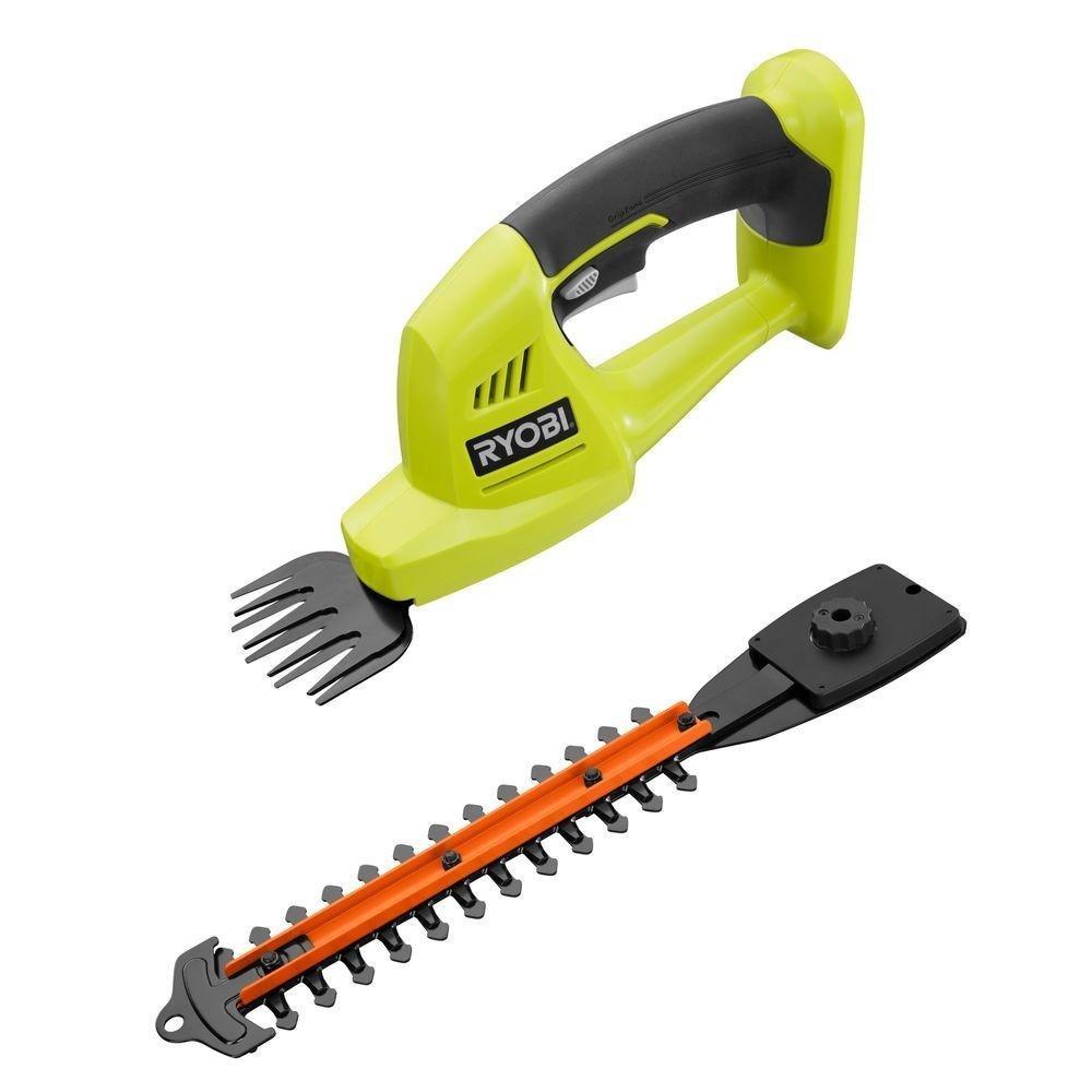 Ryobi ONE+ 18V 2.0Ah Hedge Trimmer Kit | Bunnings Warehouse