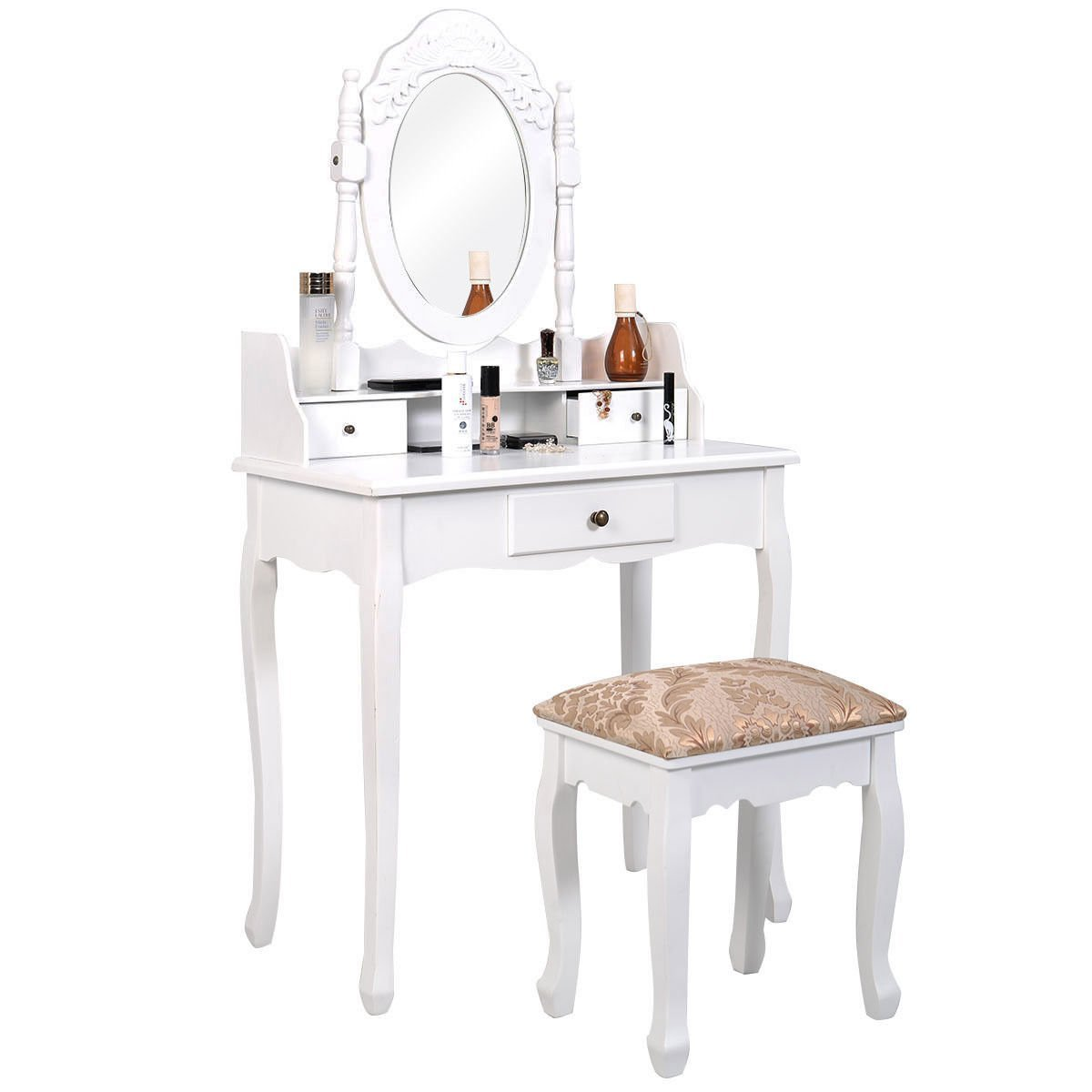 Vanity Mirror With Lights For Bedroom Home Furniture Design
