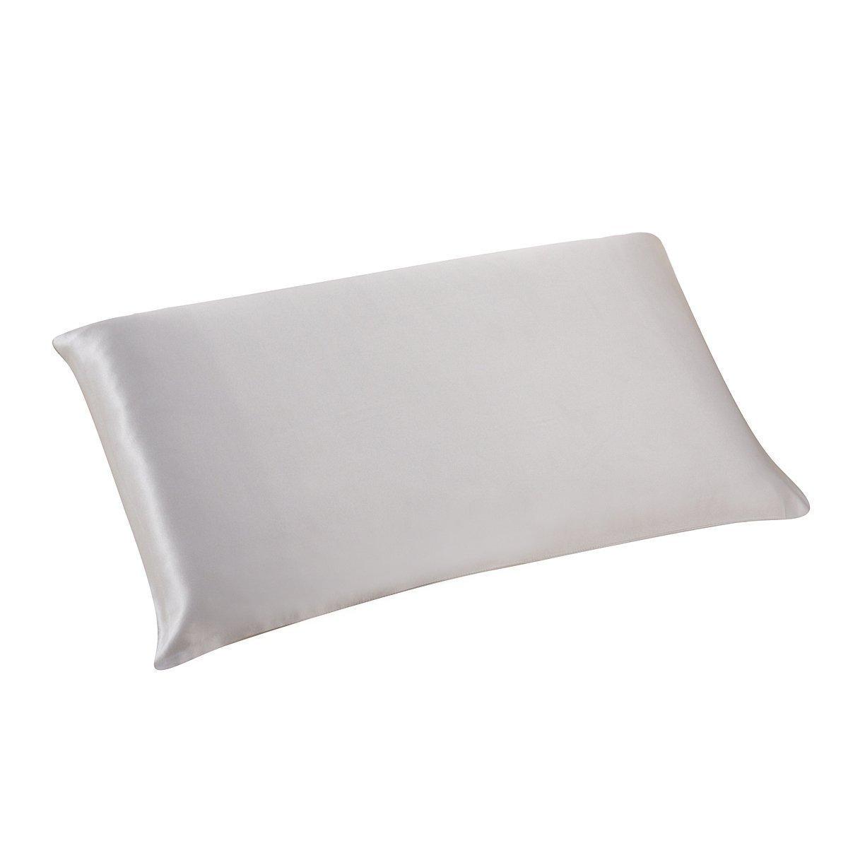 Alaska Bear Luxurious 25 Momme Silk Pillowcas Home