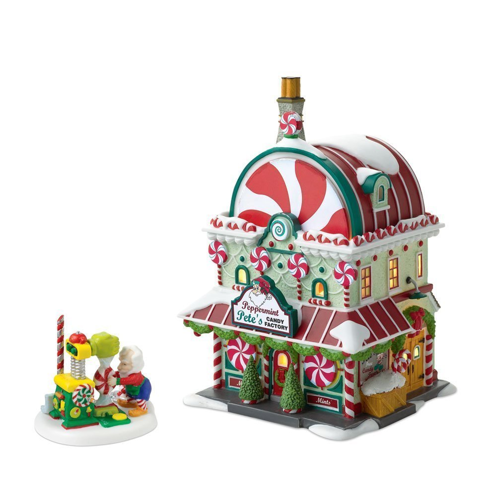 Department 56 North Pole Village Annual Celebrate The