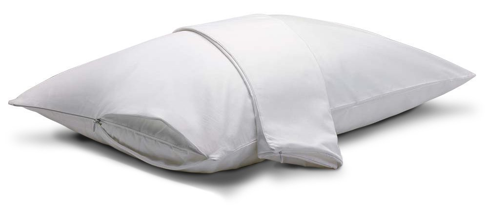 Effortless Bedding Luxury 100 Cotton Pillow Protector