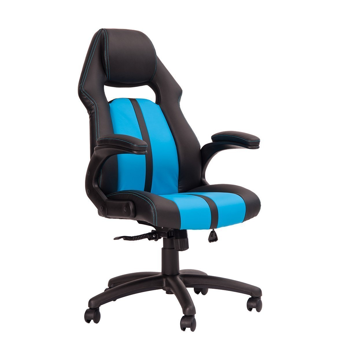 Merax Ergonomic Racing Style Pu Leather Gaming Chair