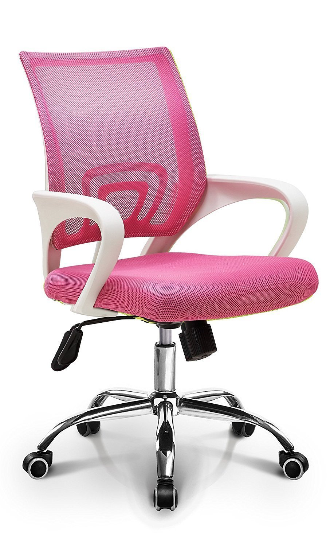 Neo Chair Fashionable Mid Back Mesh Ergonomic Swivel Desk