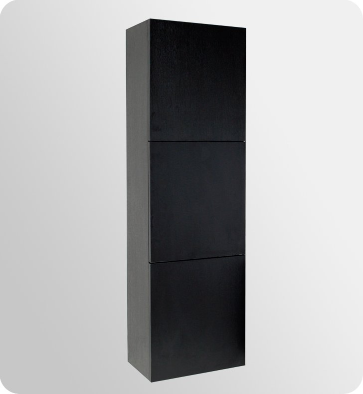 black bathroom storage cabinet home furniture design 17382