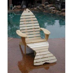 Fish Adirondack Chair Home Furniture Design