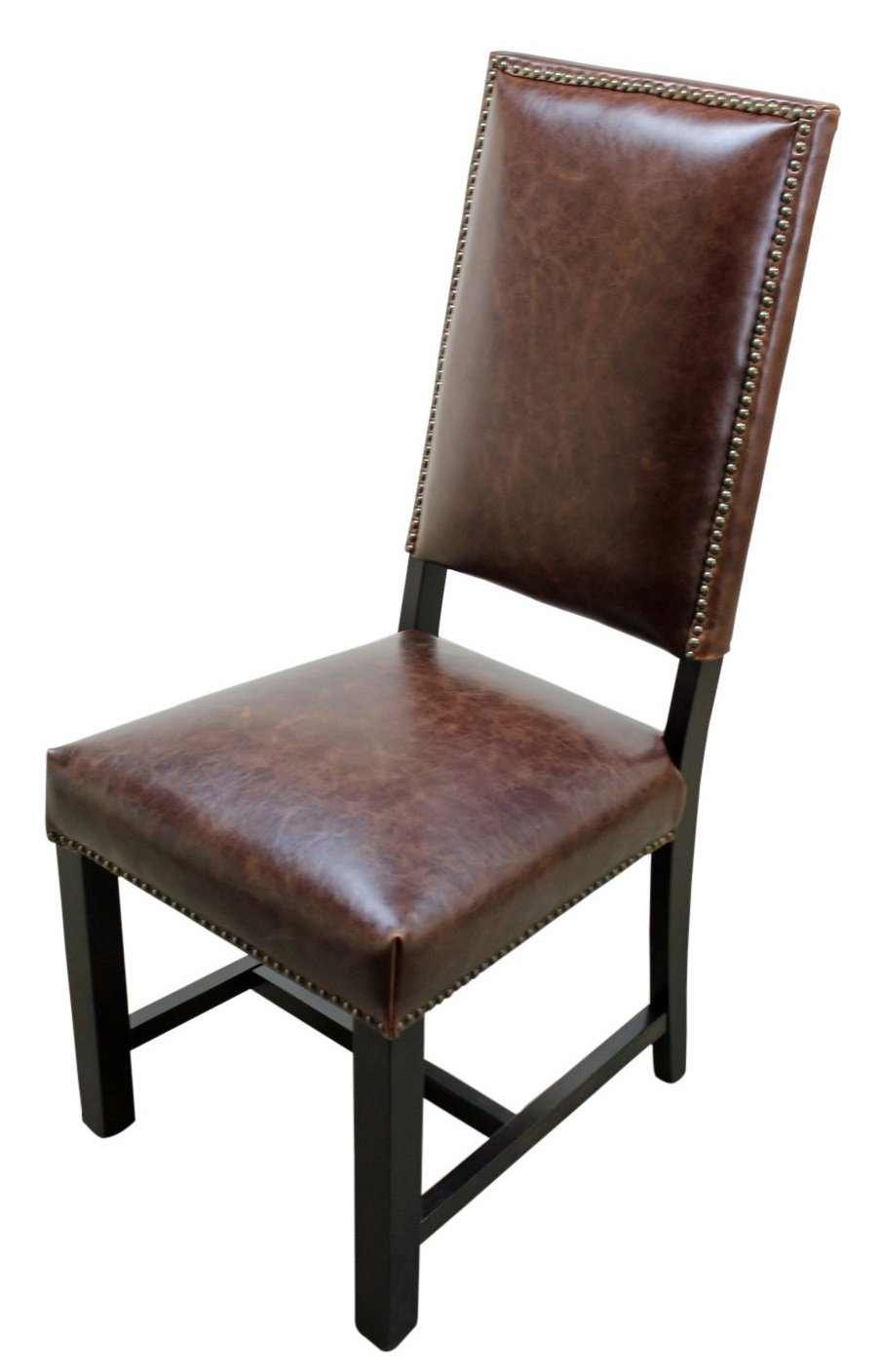 Genuine Leather Dining Chairs Home Furniture Design