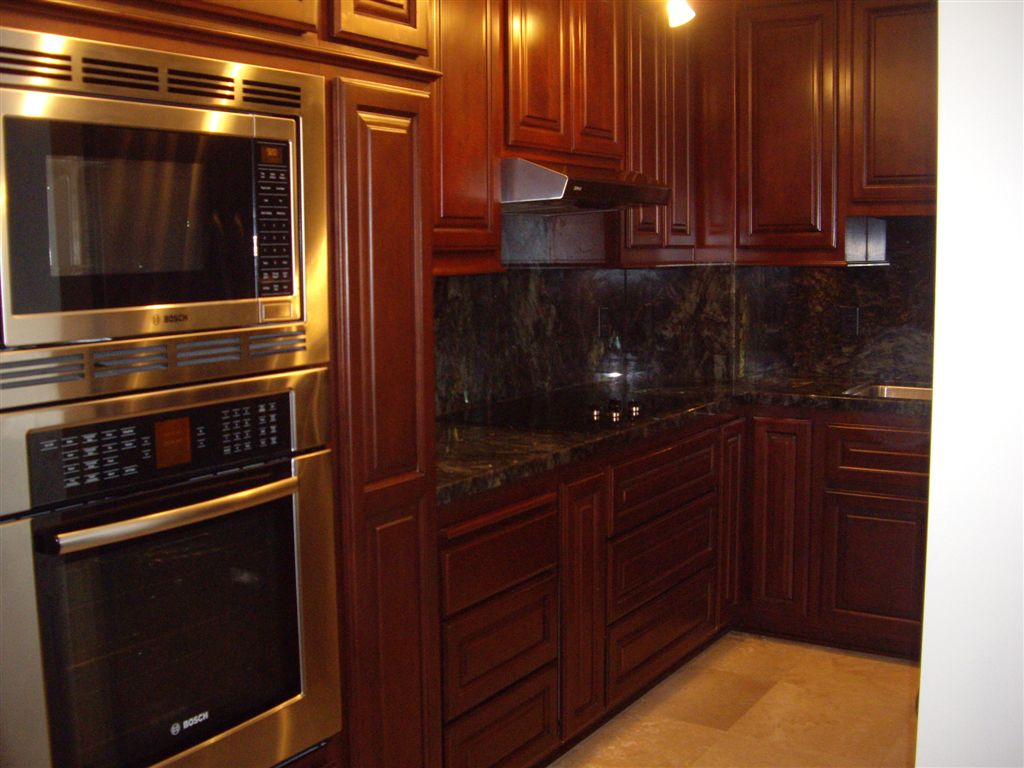 Kitchen Cabinet Stain Colors - Home Furniture Design