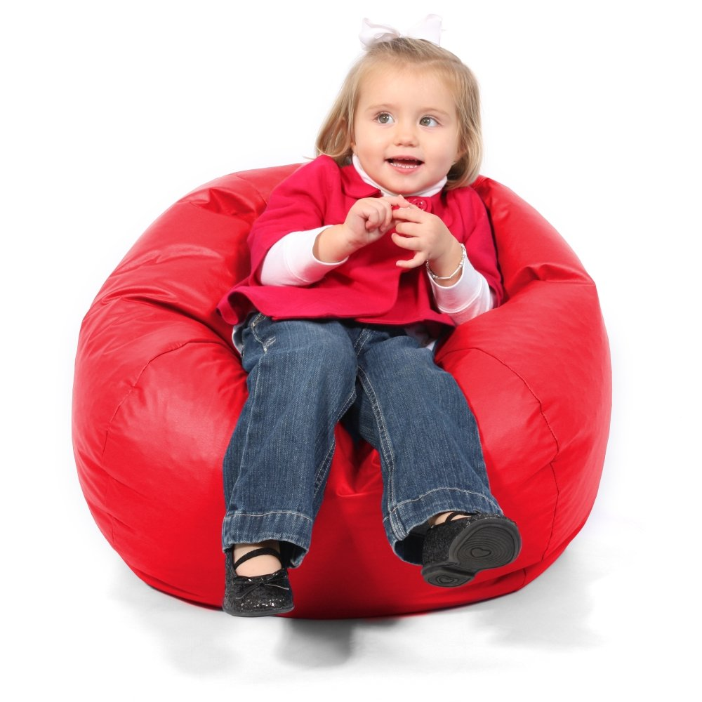 Vinyl Bean Bag Chairs For Kids Home Furniture Design