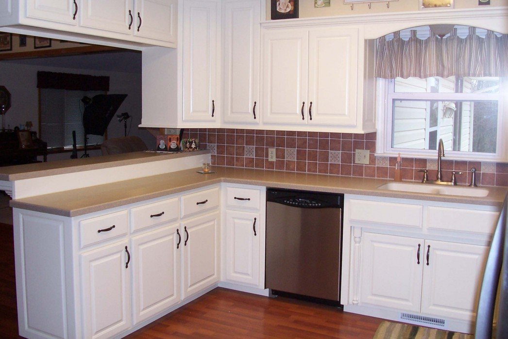 White Oak Kitchen Cabinets - Home Furniture Design