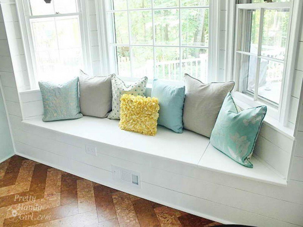 Diy Bay Window Seat Cushion Home Furniture Design