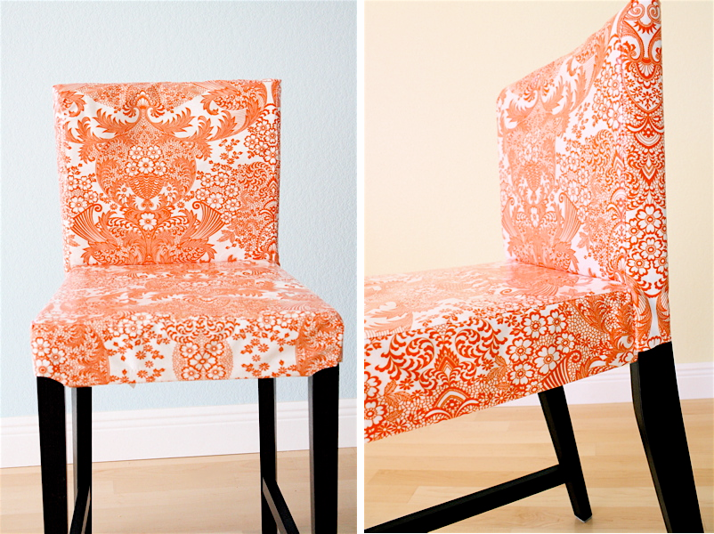 Dining Chair Slipcover Pattern Home Furniture Design