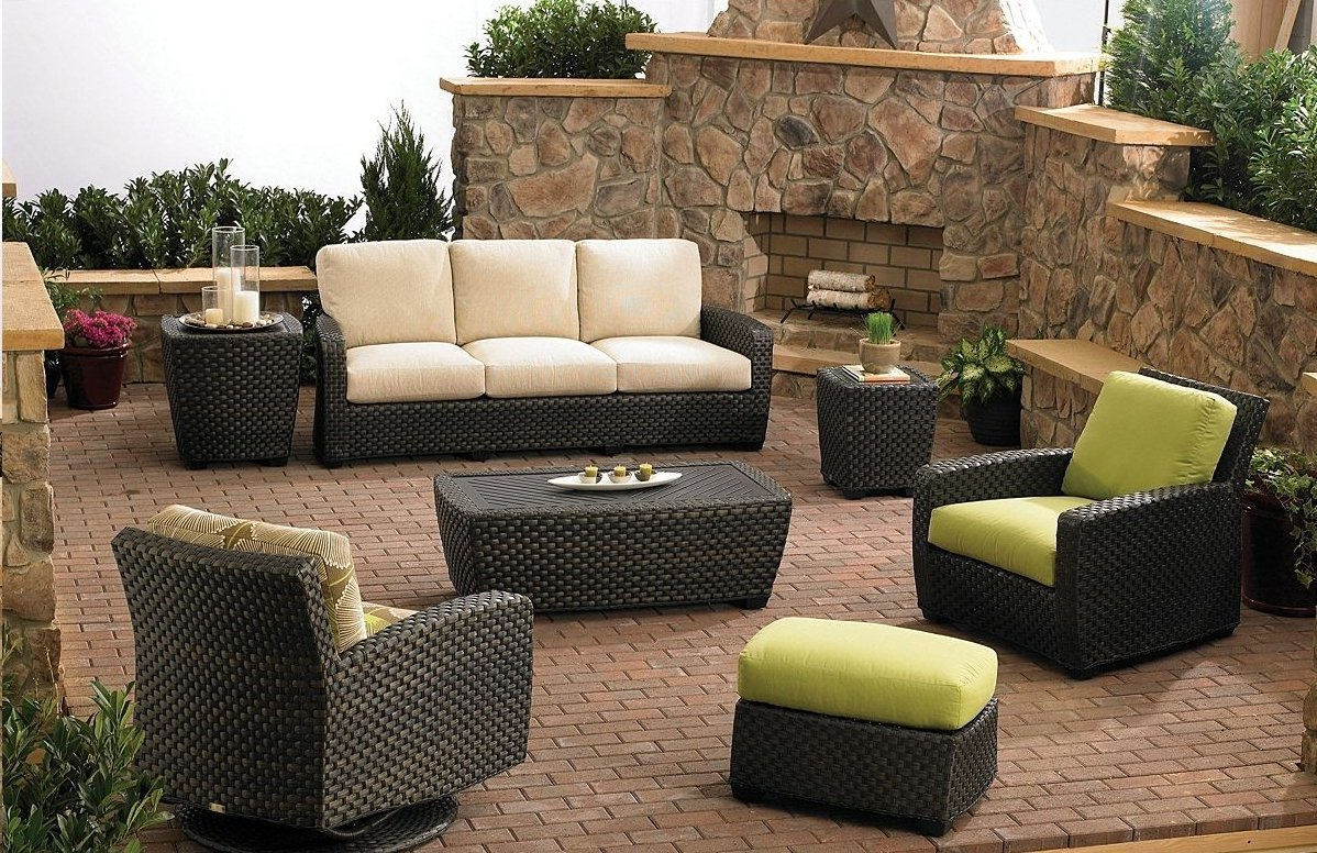 Home Depot Patio Furniture Cushions - Home Furniture Design on Home Depot Patio Ideas id=53598