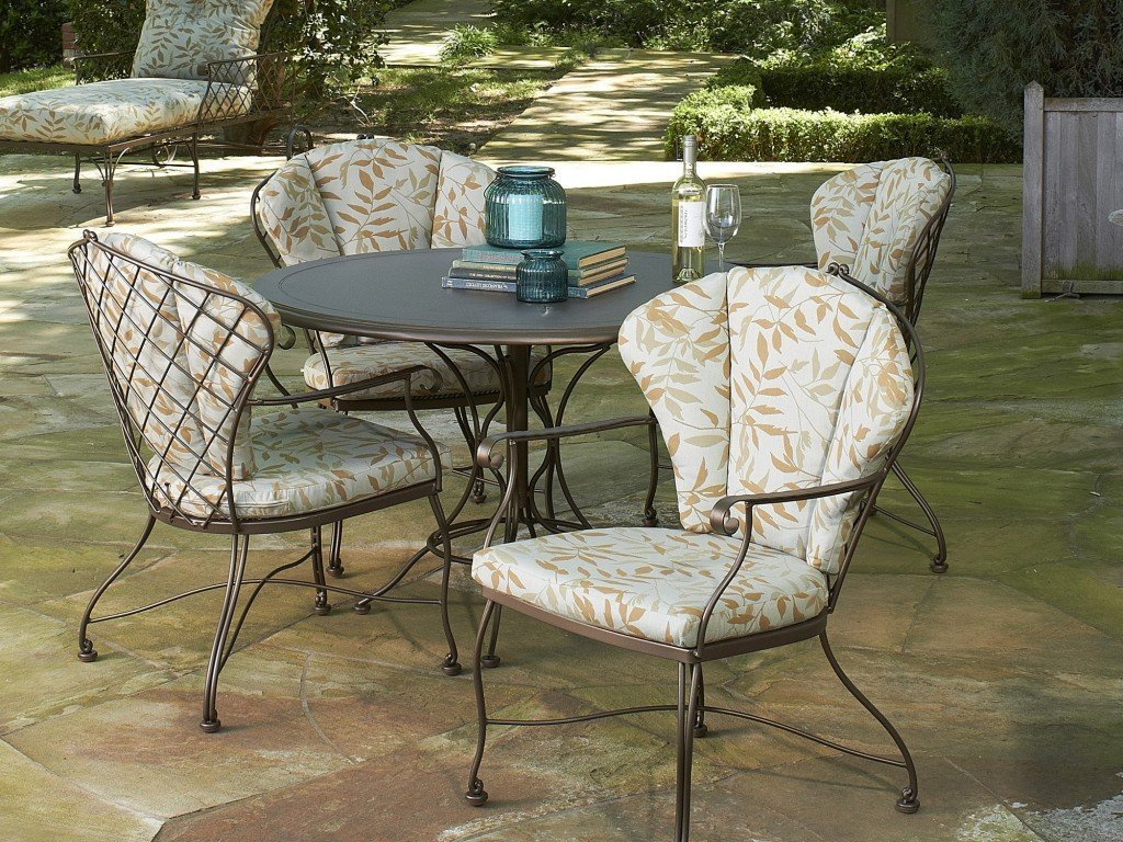 Woodard Patio Furniture Replacement Cushions Home