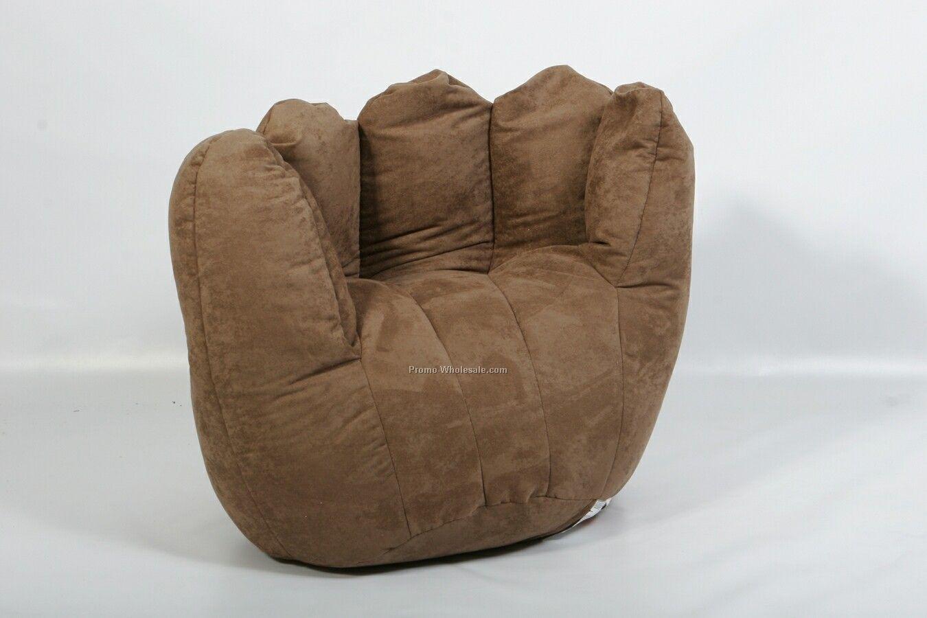 Baseball Glove Bean Bag Chair Home Furniture Design