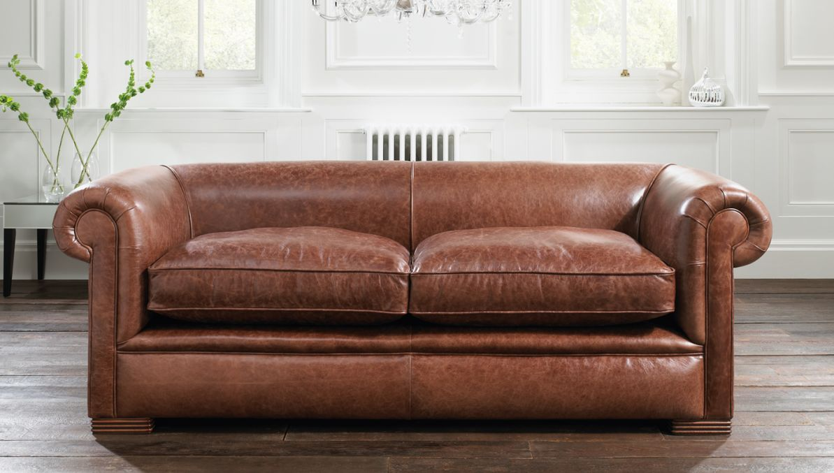 Chesterfield Style Sofa Home Furniture Design