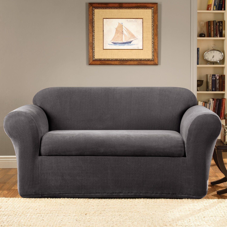 Loveseat Slipcovers 2 Piece Home Furniture Design