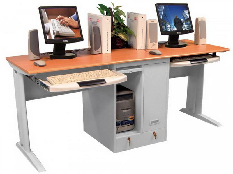 Awe Inspiring Two Person Computer Desk Home Furniture Design Download Free Architecture Designs Embacsunscenecom