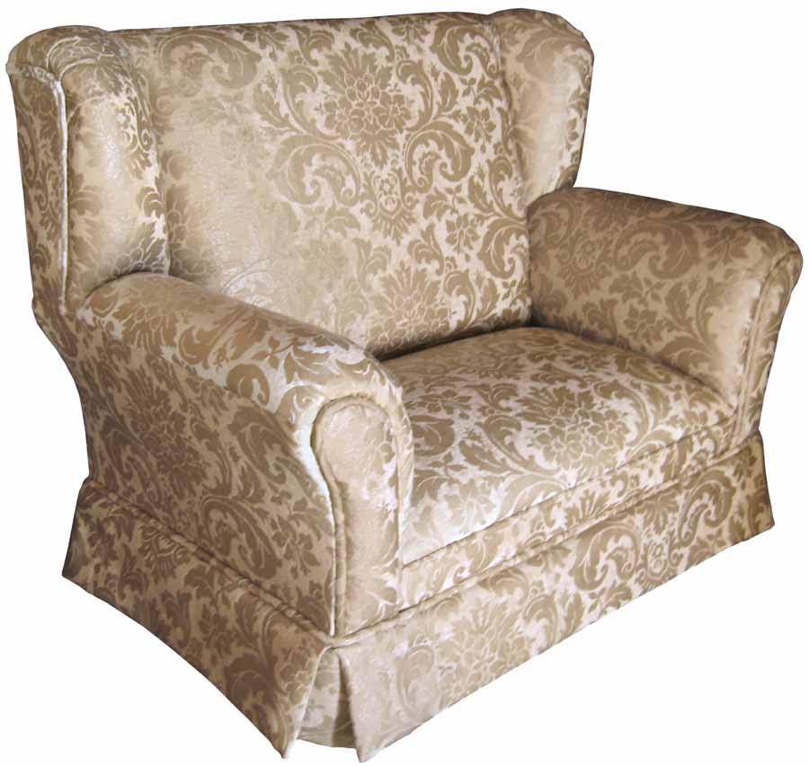 Wingback Loveseat Slipcover Home Furniture Design