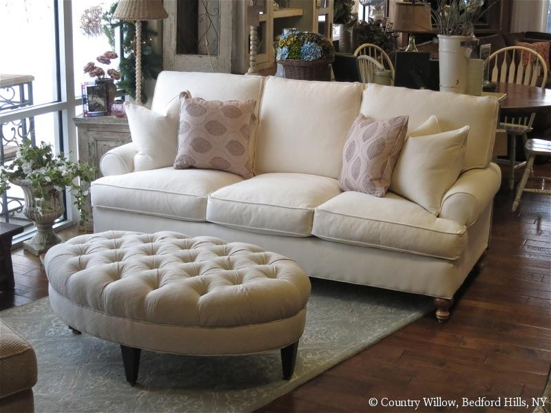 Apartment Size Sofas and Loveseats - Home Furniture Design