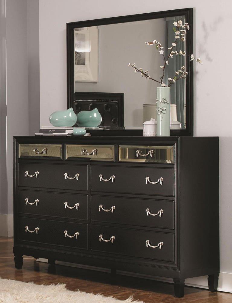 Black Bedroom Dresser - Home Furniture Design
