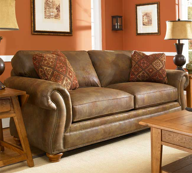 Broyhill Leather Sofa Reviews Home Furniture Design