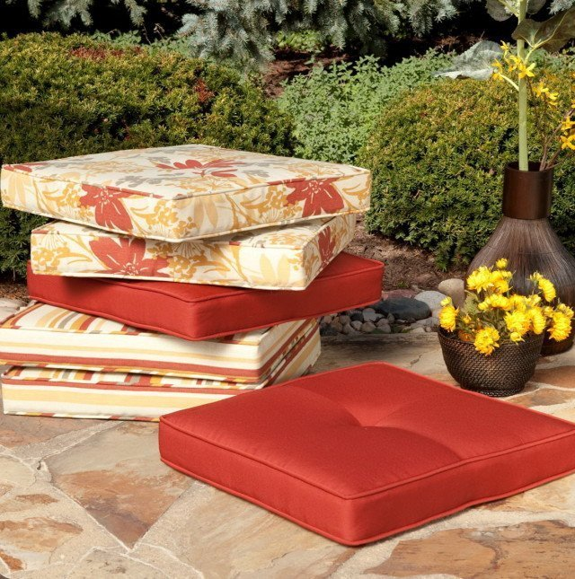 Inexpensive Outdoor Cushions Home Furniture Design