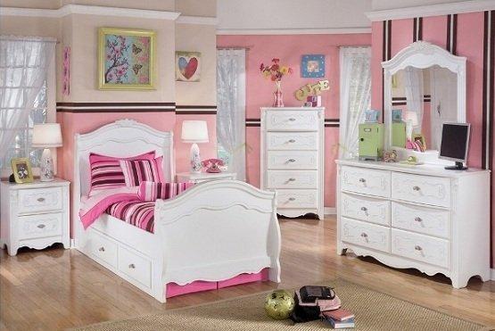 Little Girls Bedroom Furniture Sets Home Furniture Design