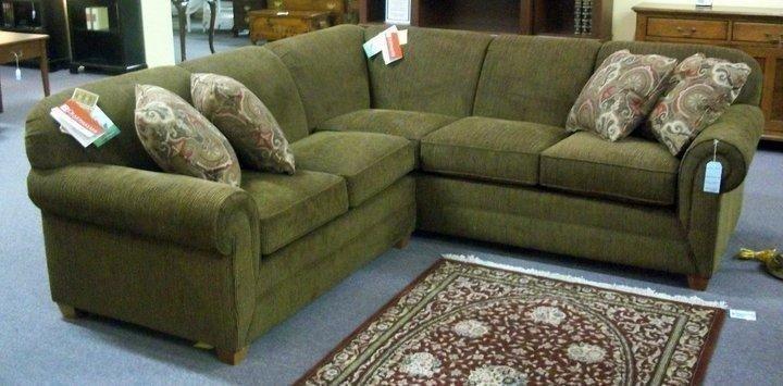 Olive Green Sectional Sofa Home Furniture Design