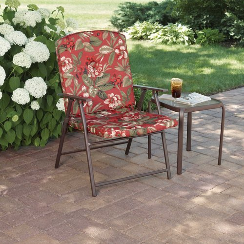 Padded Folding Lawn Chairs Home Furniture Design