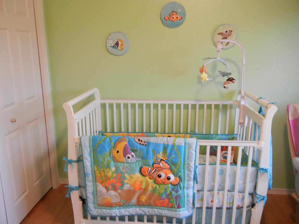 Finding Nemo Crib Bedding Set Home Furniture Design