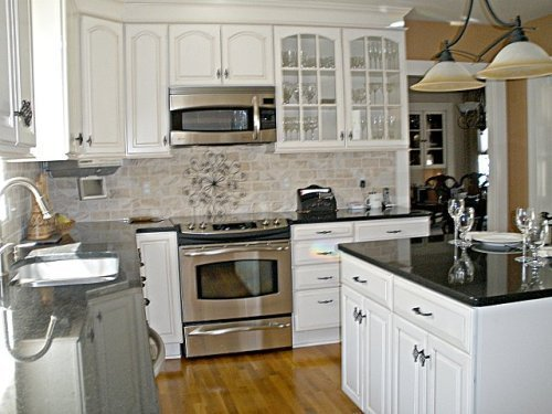 kitchen tile backsplash ideas with white cabinets kitchen tile backsplash ideas with white cabinets home 9839