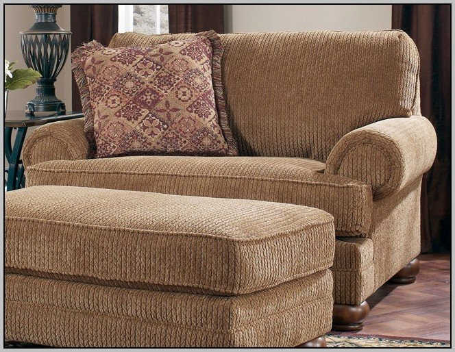 Oversized Chair Slipcover Home Furniture Design