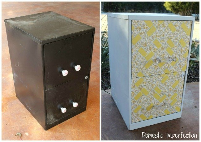 painting a metal file cabinet painting metal cabinets home furniture design 24406