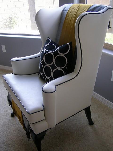 Wing Back Chair Slipcovers Home Furniture Design