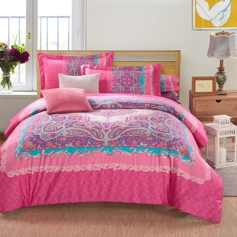 bed sets full bedding sets size bed in a bag home furniture design 29512