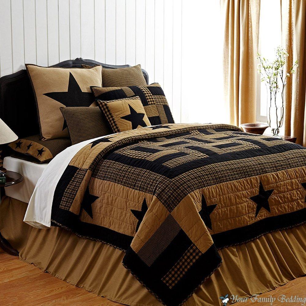 Black And White Full Size Bedding Sets - Home Furniture Design