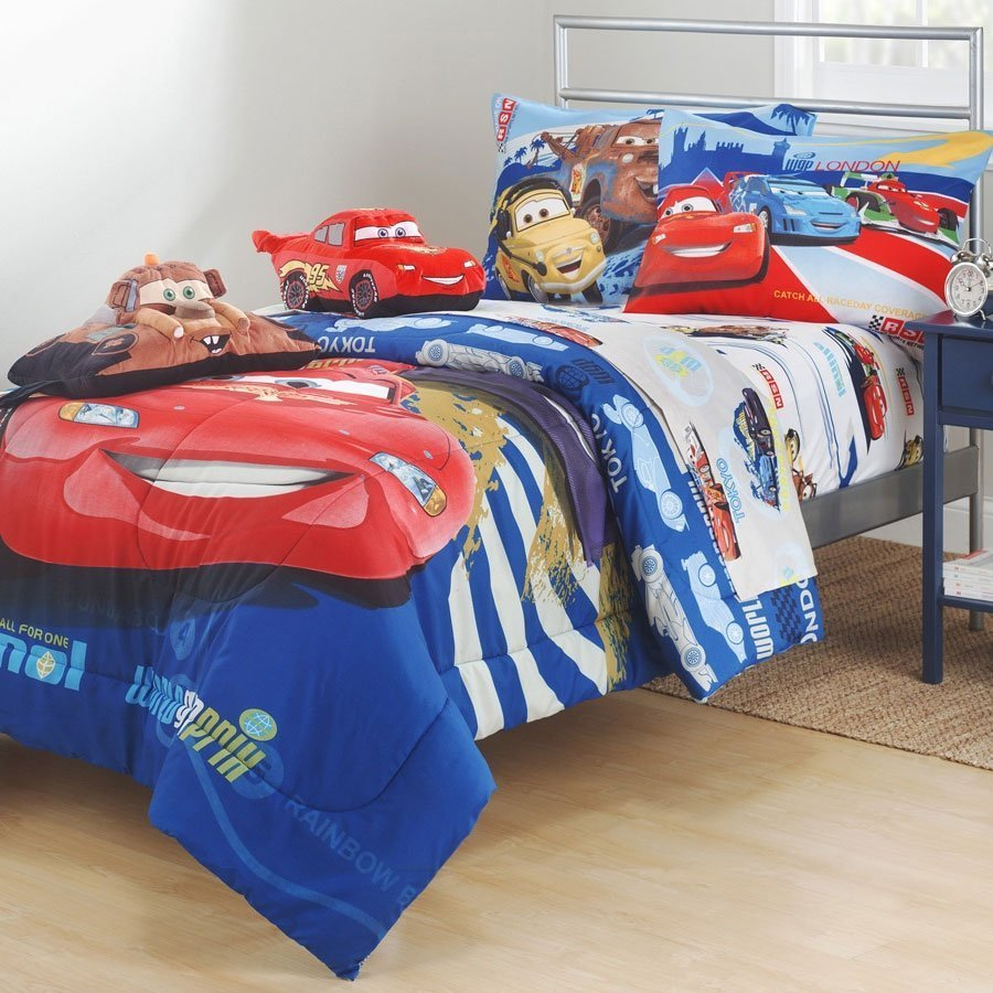 disney cars bedroom set disney cars bedding set home furniture design 15170