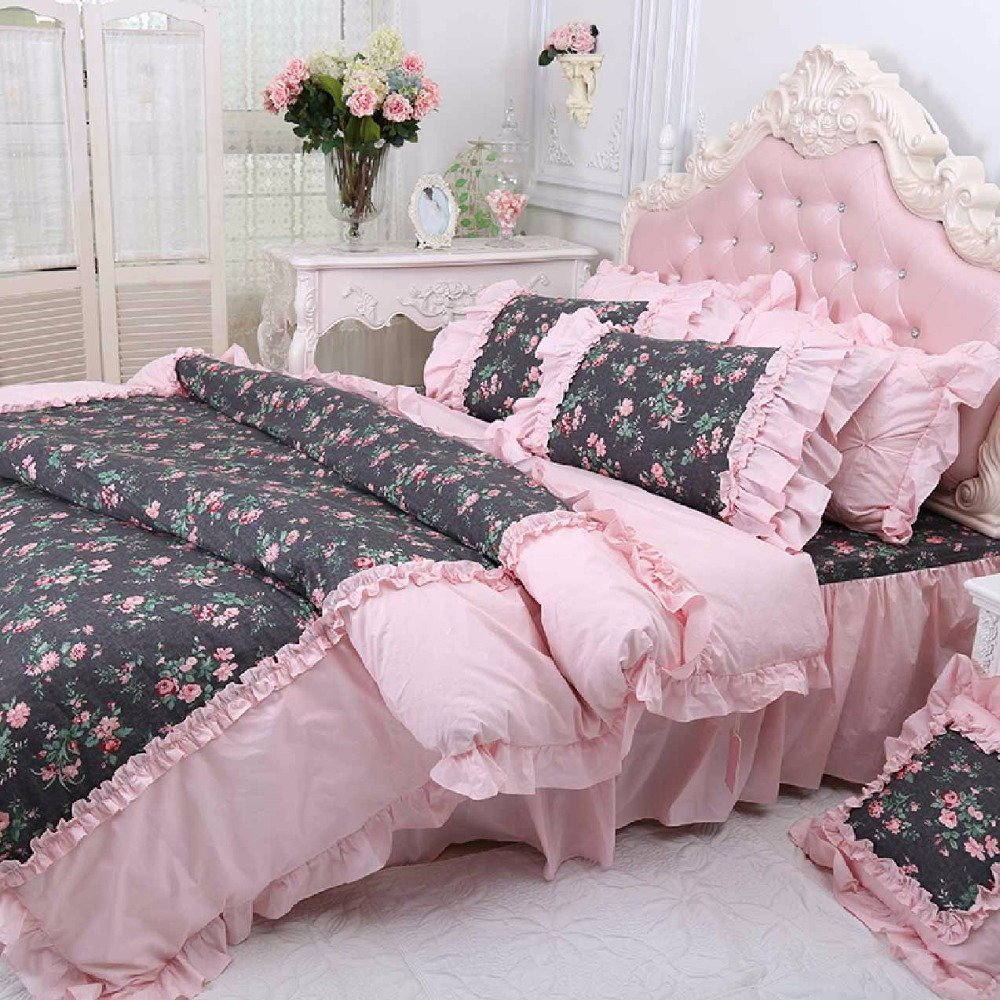Girls Princess Bedding Sets Home Furniture Design