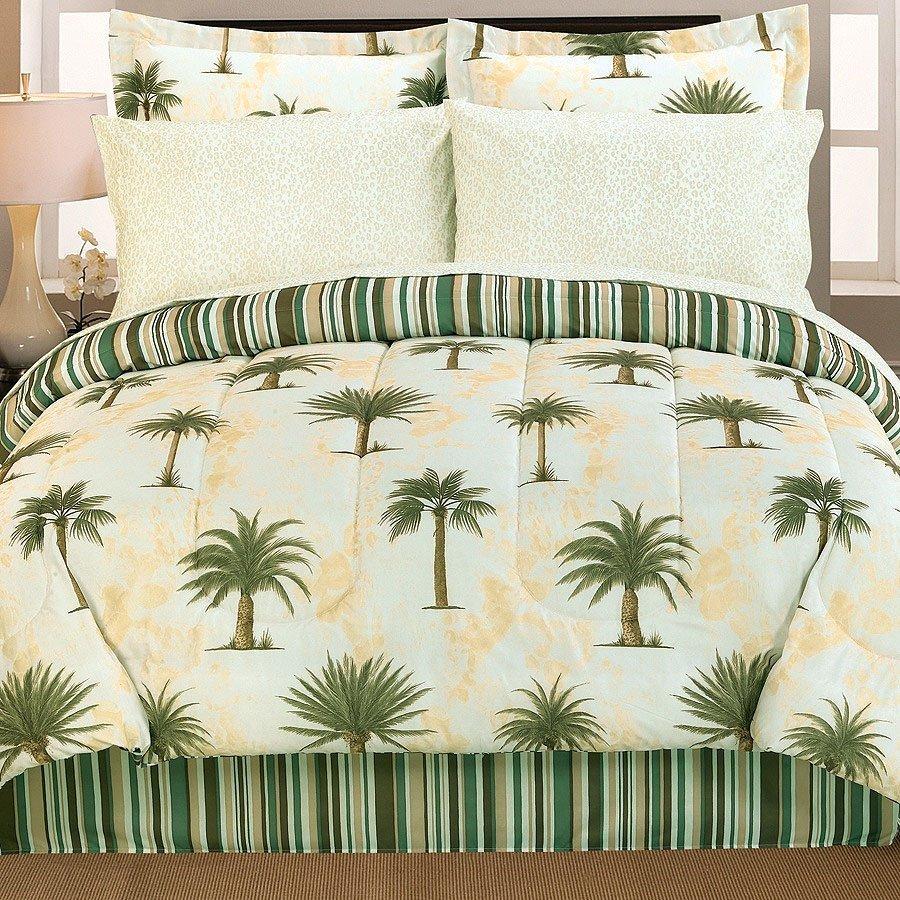 Palm Tree Bedding Sets - Home Furniture Design