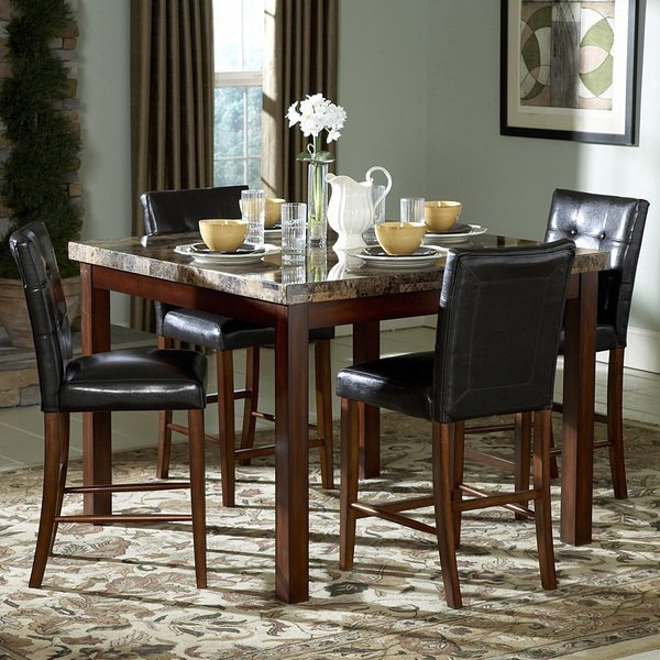 Solid Cherry Dining Room Set Home Furniture Design
