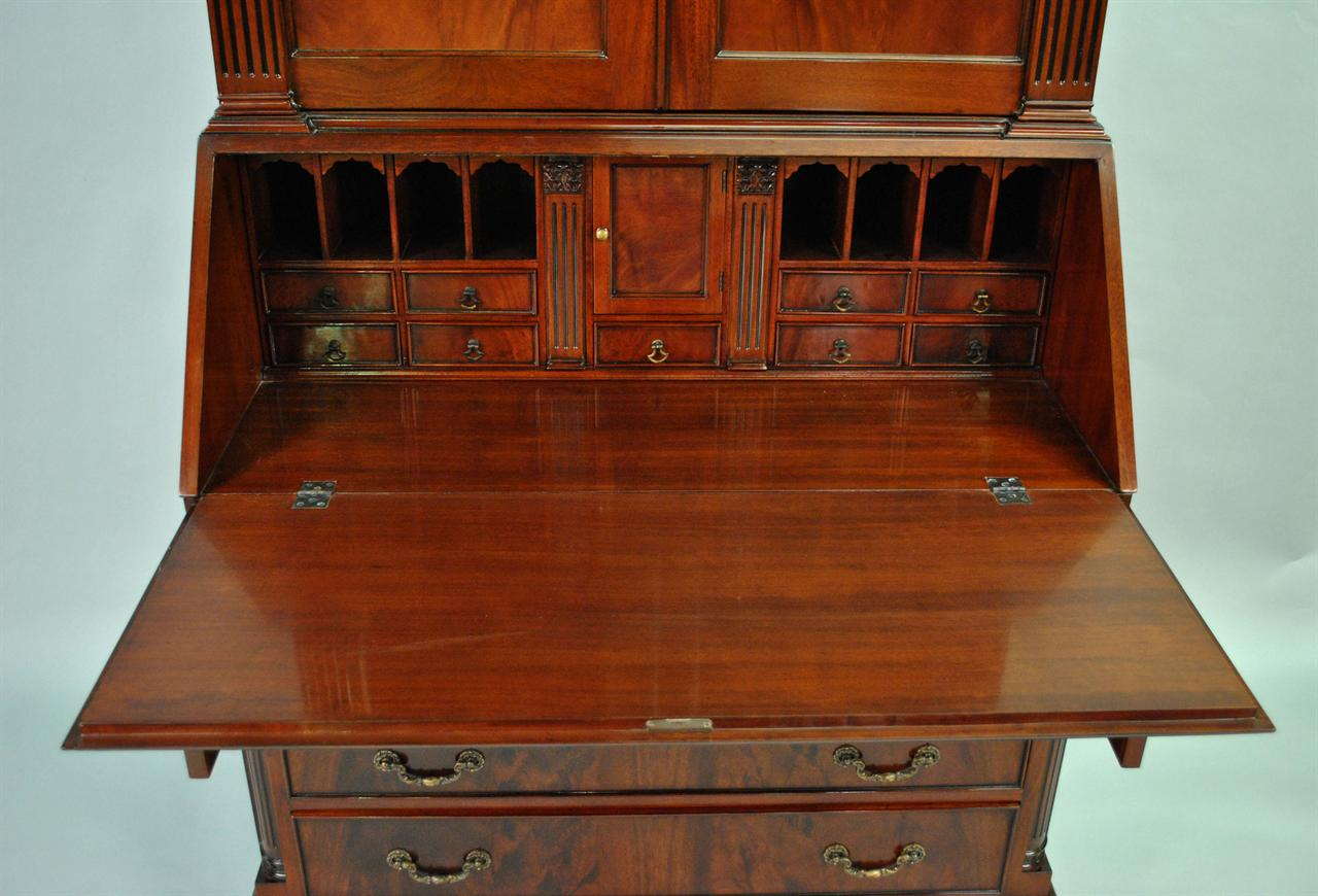 Antique Secretary Desk Home Furniture Design