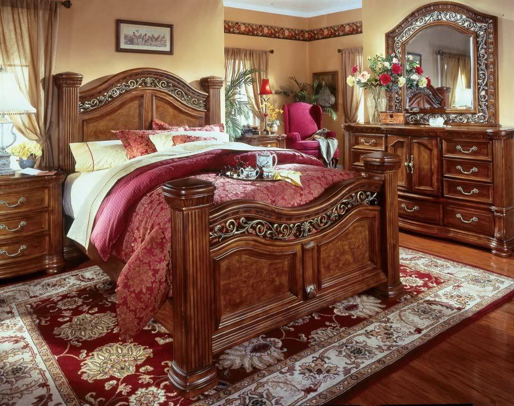 Discount King Size Bedroom Sets Home Furniture Design