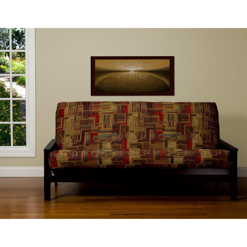 Patterned Futon Covers Home Furniture Design
